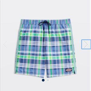 NWOT Vineyard Vines Swim Trunks Shorts
